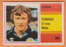 Scotland Paul Sturrock Dundee United